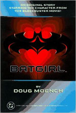 BATGIRL, video release tie-in