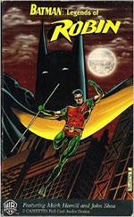 BATMAN: LEGENDS OF ROBIN
