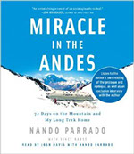 MIRACLE IN THE ANDES by Nando Parado