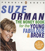 Money Book For The Young, Fabulous & Broke, by Suze Orman