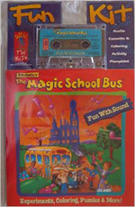 The Magic School Bus: Fun With Sound, by Joanna Cole and Bruce Degen