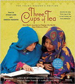 Three Cups Of Tea (YA edition), by Greg Mortenson