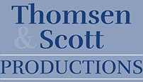Thomsen Scott Productions Logo